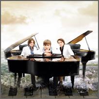 Трио пианистов Bel Suono